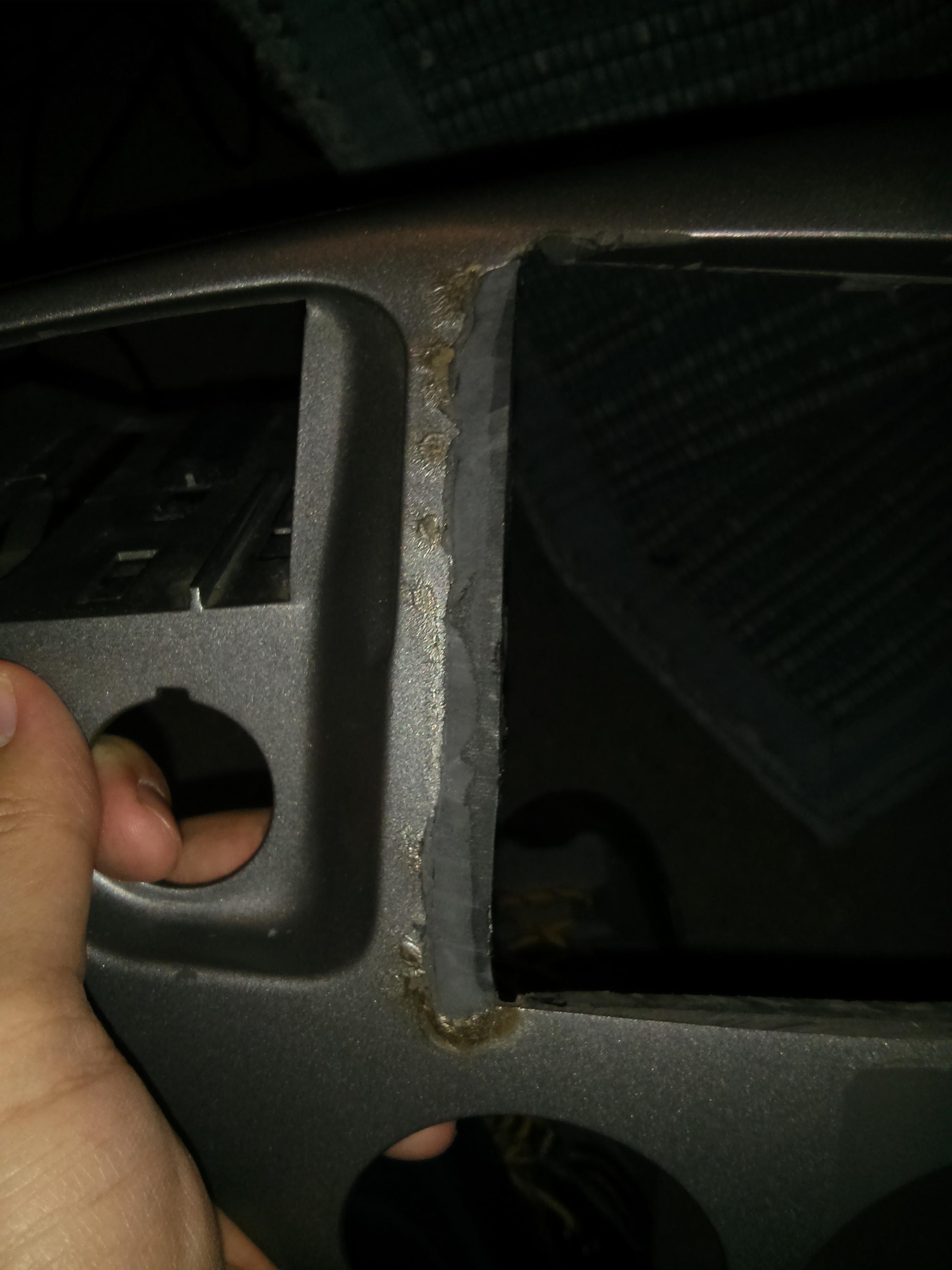 Delovi ford focus tddi tdci kompletan auto u delovima - Slika