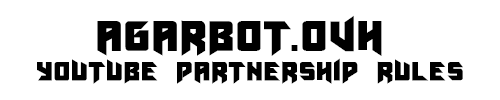 Agarbot ovh - YouTube partners