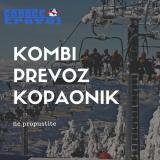Kombi prevoz putnika do Kopaonika F6OO7