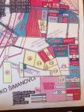Prodajem plac u Simanovcima industrijska zona, gradjevinsko zemljiste R7BbY